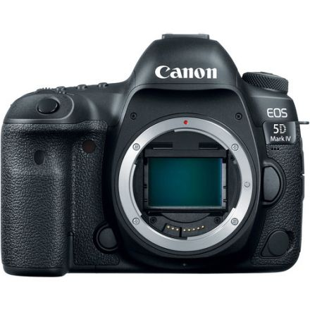 CANON CAMERA EOS 5D MARK IV (BODY)