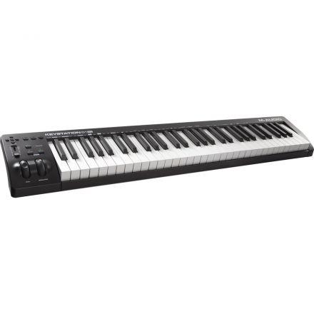 M-AUDIO KEYSTATION61MK3 SEMI-WEIGHTED USB-MIDI CONTROLLER