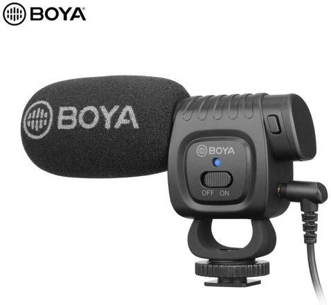 "BOYA BY-BM3011 CARDIOID VIDEO MICROPHONE FOR SMARTPHONE & DSLRS"""