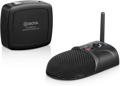 BOYA BY-BMW700 WIRELESS CONFERENCE MICROPHONE