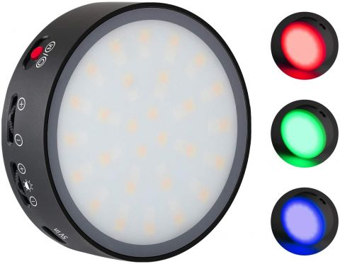 LITUFOTO R10 RGB LED VIDEO LIGHT 3200-7500K