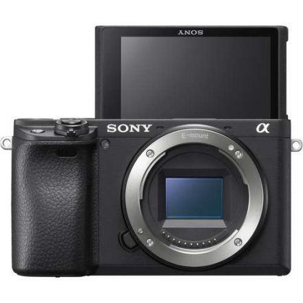 SONY ALPHA A6400 + SONY SEL1670Z LENS BUNDLE OFFER