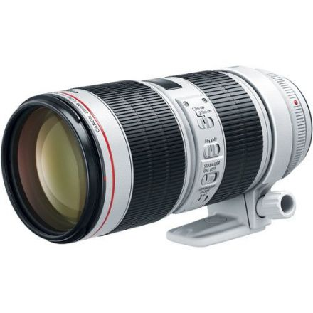 CANON LENS EF 70-200MM 2.8 III + CANON EXTENDER EF 1.4 MARK III BUNDLE OFFER