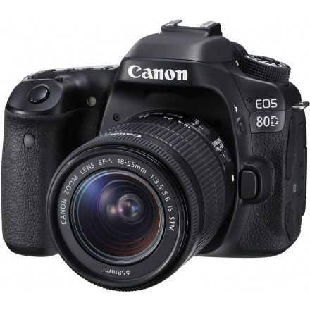 CANON CAMERA EOS 80D WITH SIGMA LENS AF 17-70MM BUNDLE OFFER