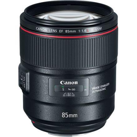 CANON LENS EF 85MM F/1.4 IS USM