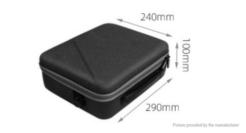 SUNNYLIFE AIR2-B170 STANDARD COMBO CARRYING CASE FOR DJI MAVIC AIR 2