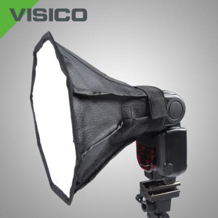 VISICO SB-020 SOFT BOX FOR CAMERA FLASH