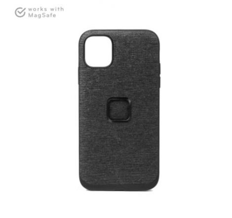 PEAK DESIGN M-MC-AS-CH-1 MOBILE EVERYDAY SMARTPHONE FABRIC CASE FOR IPHONE 13 PRO MAX (CHARCOAL)