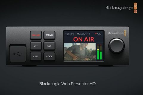 BLACKMAGIC BDLKWEBPTRPRO WEB PRESENTER HD