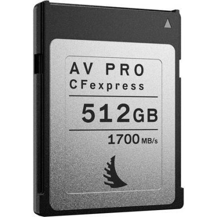 ANGELBIRD AV PRO CFEXPRESS 512GB MEMORY CARD