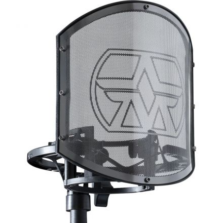 ASTON AST-SWIFTSHIELD  AND SHOCKMOUNT + POP FILTER