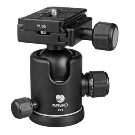 BENRO ALUMINIUM BALL HEAD B1