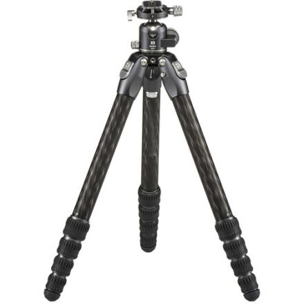 BENRO TTOR35CGX35 TORTOISE COLUMNLESS CARBON FIBER THREE SERIES TRIPOD WITH GX35 BALL HEAD