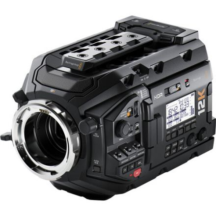 BLACKMAGIC DESIGN URSA MINI PRO 12K (PL MOUNT)