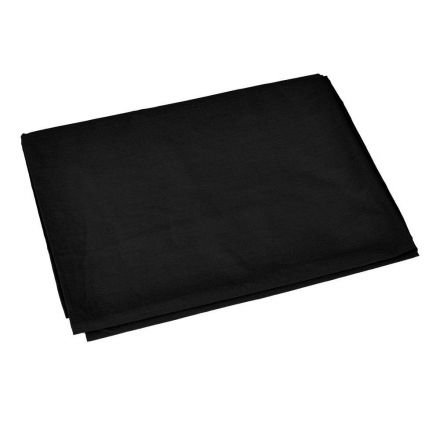 VISICO MUSLIN BACKGROUND 3X5MTR(BLACK)