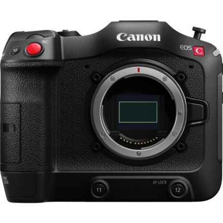 PRE-ORDER: CANON EOS C70 + EF TO RF MOUNT ADAPTER