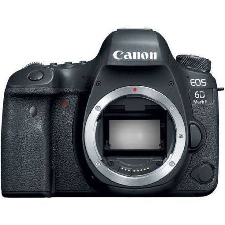 CANON EOS 6D MARK II WITH SIGMA 24-70MM F/2.8 DG BUNDLE OFFER
