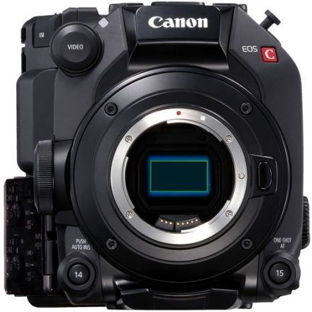 CANON EOS C300 MARK III CAMERA BODY (EF LENS MOUNT)