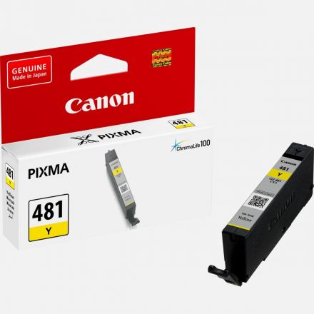 CANON INK CLI-481 YELLOW