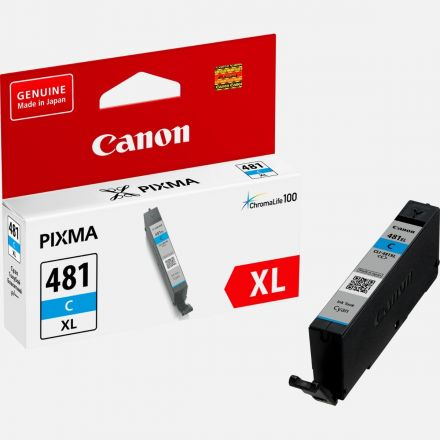 CANON INK CLI-481XL CYAN