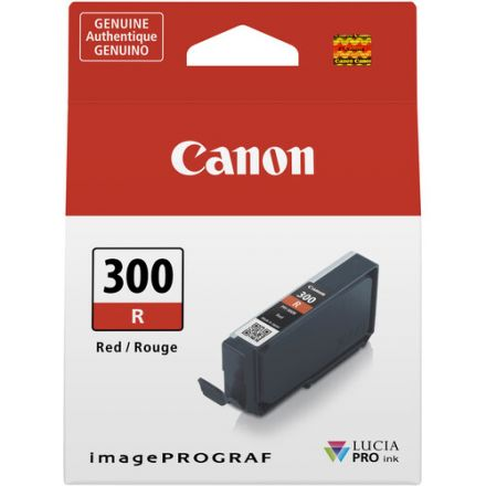 CANON INK PFI-300 RED