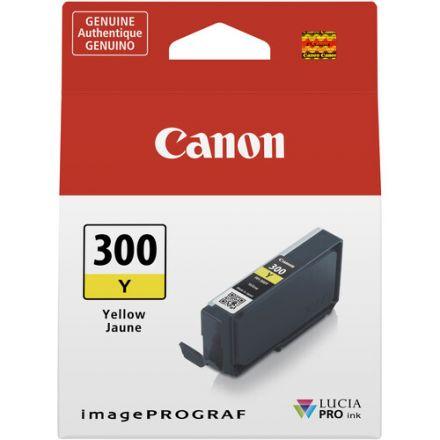 CANON INK PFI-300 YELLOW