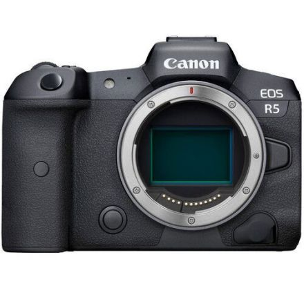 CANON EOS R5 WITH CANON RF 24-240MM BUNDLE OFFER