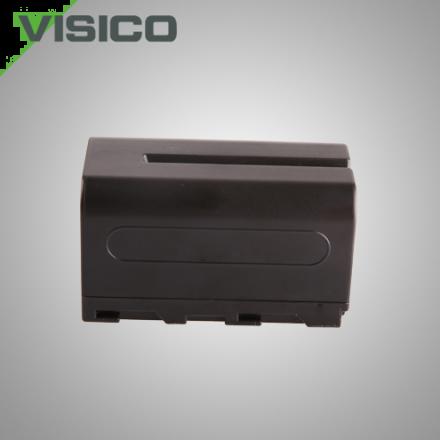 VISICO BATTERY FOR LED-20A VIDEO LIGHT