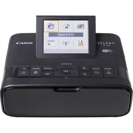 CANON SELPHY CP1300 WITH CANON RP-108 COLOR INK/PAPER SET BUNDLE OFFER
