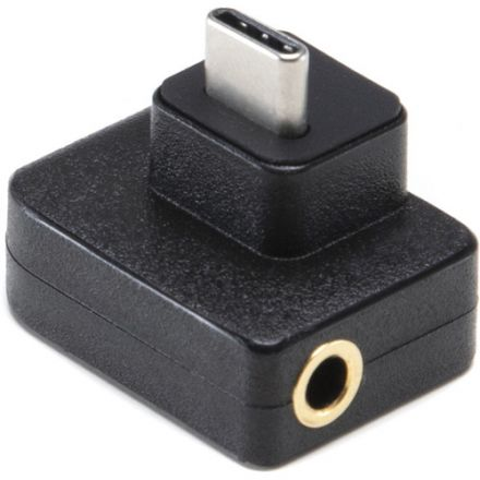 DJI CYNOVA OSMO ACTION DUAL 3.5MM USB-C ADAPTER