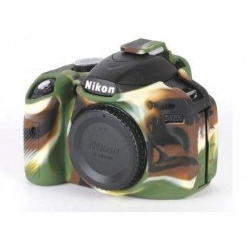 EASY CASE F/NIKON D3200 CAMOUFLAGE
