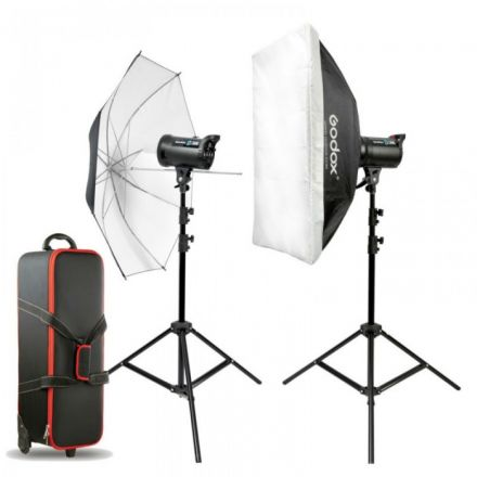 GODOX STUDIO FLASH KIT 300W DS300-E