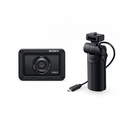 SONY DSC-RX0 II DSC-RX0M2G KIT PREMIUM RUGGED ULTRA-COMPACT WATERPROOF 4K ACTION CAMERA WITH IMAGE STABILIZATION