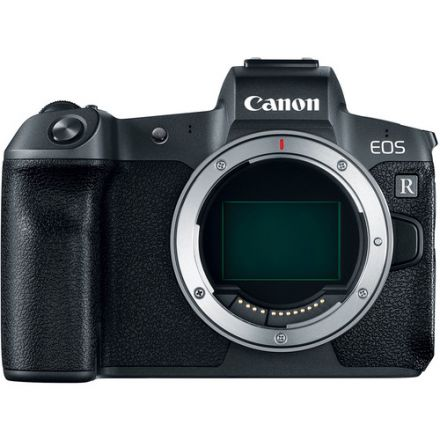 CANON EOS R MIRRORLESS CAMERA (BODY) + MOUNT ADAPTER