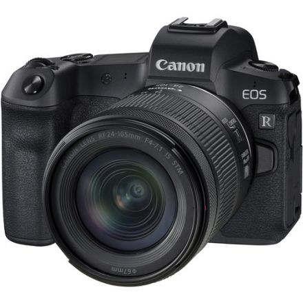 CANON EOS R W/ RF 24-105MM + ZOOM F1-LP RECORDER