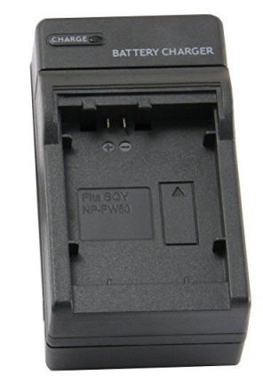 PROMAGE PM106 SINGLE BATTERY CHARGER FOR SONY FW50