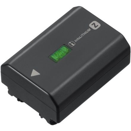 SONY NP-FZ100 RECHARGEABLE LITHIUM-ION BATTERY (2280MAH) FOR ALPHA 9, A7R III