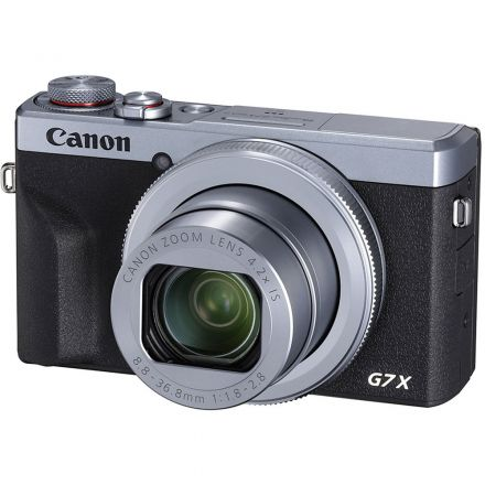 CANON POWERSHOT G7X MK III DIGI-CAM (SILVER)