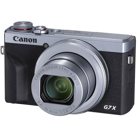 CANON G7X III SILVER + CANON PD-E1 BUNDLE OFFER