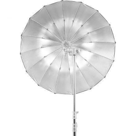 GODOX UB-105S PARABOLIC UMBRELLA SILVER 105CM