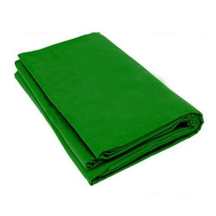 VISICO MUSLIN 3X6MTR GREEN WITH VISICO VS-B808C BUNDLE OFFER