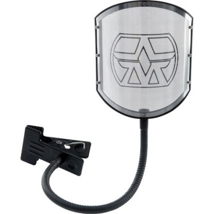 ASTON SHIELD AST-SHIELD-GN PREMIUM POP FILTER AND GOOSENECK