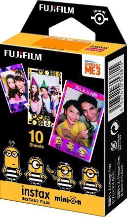 FUJIFILM INSTAX FILM MINI 8 MINION (1 PACK)