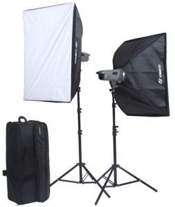 VISICO VC-600 SOFT BOX KIT