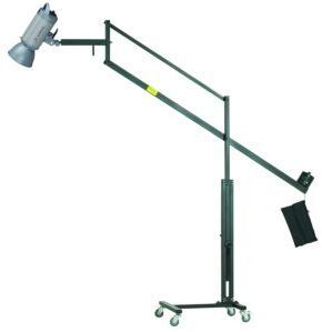 VISICO BOOM STAND +CINE STAND LS-5003