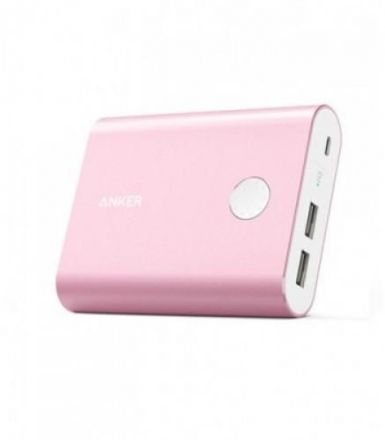 ANKER A1316H51 POWERCORE+ 13400 QC 3.0(OUTPUT ONLY) PINK