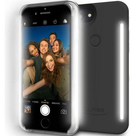 LUMEE DUO CASE IPHONE 7 /6S BLACK