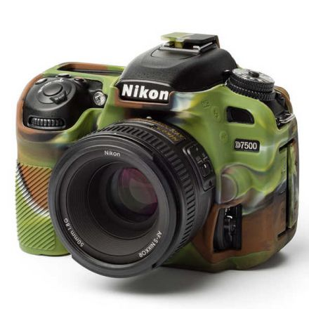 EASY CASE F/NIKON D7500 CAMOUFLAGE SKIN COVER