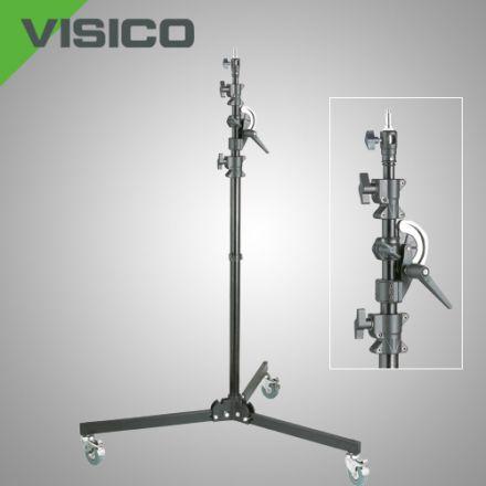 VISICO ALUMUNIUM BOOM STAND WITH WHEELS LS-8013