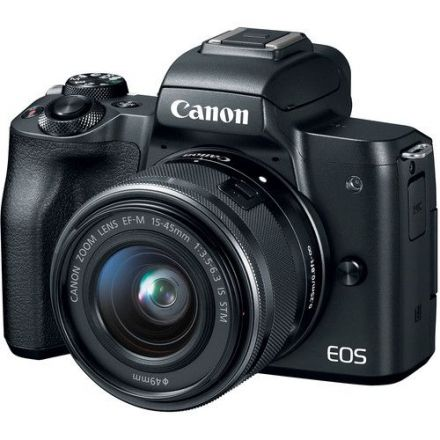 CANON EOS M50 W/ 15-45MM LENS+ZHIYUN CRANE M2